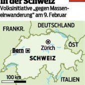Zuwanderung polarisiert Schweiz