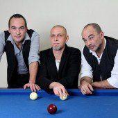 Trio Lepschi im TAS