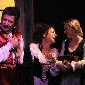 Alfons Noventa überzeugt in Ferkays Inszenierung von Faust