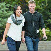Zuckerberg ist US-Spendenkönig