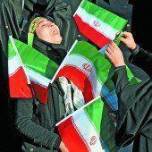 Festtag für die Islamische Revolution im Iran