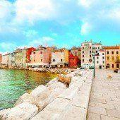 Geschichtsträchtige Halbinsel Istrien