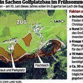 Auftrieb für die Arlberger Golffans