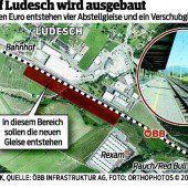 15 Millionen für Bahnhofsausbau
