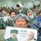 Wahlkampf in Afghanistan