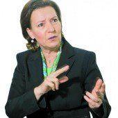 Unterrichtsministerin gegen Noten