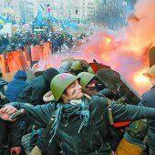 Die Lage in der Ukraine bleibt explosiv