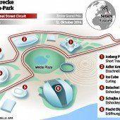 Im Oktober zieht die Formel 1 in Sotschi ein