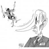 Die Putin-Spiele!