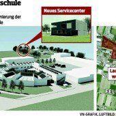 Feuerwehrschule wird saniert