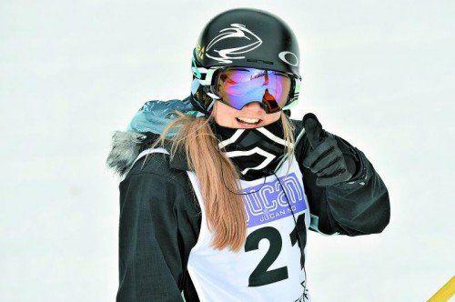 Fühlt sich zu Unrecht von den Olympischen Spielen ausgesperrt: Freestyle-Skifahrerin Daniela Bauer. Foto: gepa