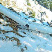 Drachenflieger stürzte 100 Meter in den Tod