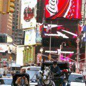 In New York droht den Fiakern das Aus