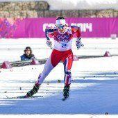 Langlauf-Königin Björgen gewinnt Gold
