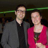 Gerlinde und Matthias Eberle (GF Tecnoplast)