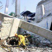 Bangkok: Elf Tote bei Einsturz