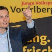 Julian Fässler weiterhin an der Spitze der JVP