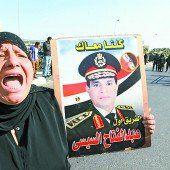 Verwirrung um Abdel al-Sisi