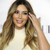 Kim Kardashian hat Lust auf Schnitzel