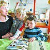 Bildungseinrichtung Kindergarten