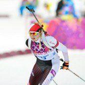 Domratschewa siegt, Hauser belegt Platz 39