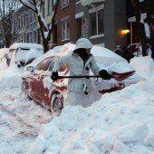 Hochschwangere von Schneepflug getötet
