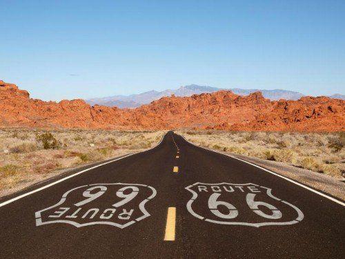 Mag. Dr. Rudolf Öller berichtet von seinen Reisen entlang der legendären Route 66. foto: symbolfoto/Fotolia