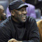 Vaterglück für Ex-NBA-Star Michael Jordan