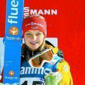 Jüngste Teilnehmerin bei Olympia ist Skispringerin