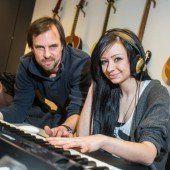 Von den Musikprofis lernen