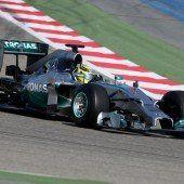 Optimismus bei Mercedes
