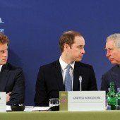 Prinz Charles eröffnet Artenschutzkonferenz