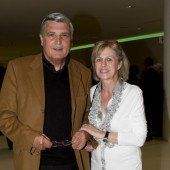 Prof. Lothar Hilbrand mit Judith