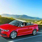 Offener Dynamiker von Audi