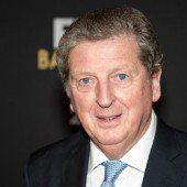 Hodgson bleibt weiter Coach der Three Lions