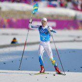 Staffel-Gold an Schweden