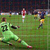 Salzburg putzt Ajax weg