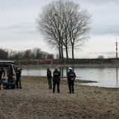 Männliche Leiche im Bodensee entdeckt