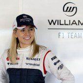 Formel 1 Einsatz für Susie Wolff