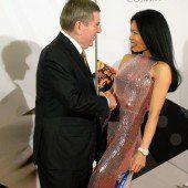 Der doppelte IOC-Präsident