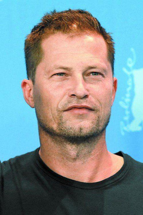 Til Schweiger ließ Matthias Schweighöfer hinter sich.  REUTERS