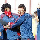 Bayern nehmen Arsenal ernst