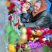 Gesucht: Janukowitsch als Massenmörder