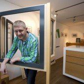 Glasklar: Fenster aus Holz
