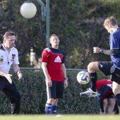 Gregerl machte den Referees Beine
