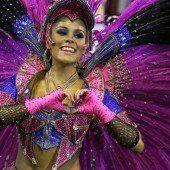 Brasilien im Samba-Fieber