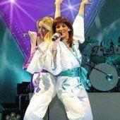 ABBA Mania mit Hit-Feuerwerk