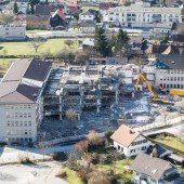 Götzis: Vorarlbergs erster Wirtschaftspark im Umbruch