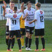 FC Hard und Altacher Fohlen starten auswärts