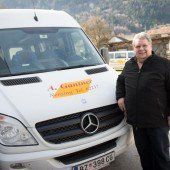 Vorarlberg einst und Jetzt. Auf dem Weg in den Nenzinger Himmel